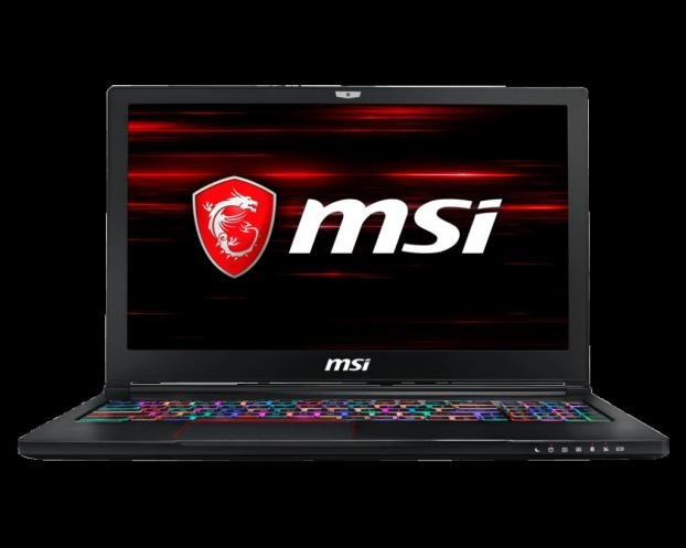 Notebook MSI GS63 Stealth 8RE-039XRO